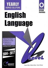 GCE O Level English Language (Yearly) 2018