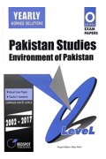 GCE O Level Pakistan Studies (Geography) 2019