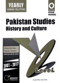 GCE O Level Pakistan Studies (History) 2018