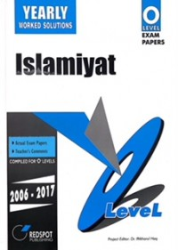 GCE O Level Islamiyat (Yearly) 2018