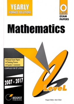 GCE O Level Mathematics (Yearly) 2019