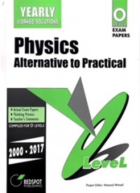 GCE O Level Physics Alternative To Practical 2019