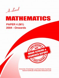 Mathematics Paper M1 A/L Nov 2016