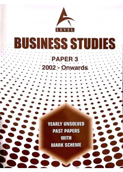 Business Studies Paper 3 [June-2018]