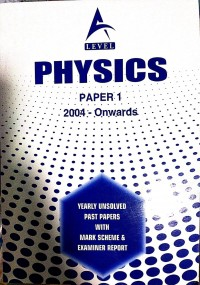 Physics Paper 1 A/L [June-2020]