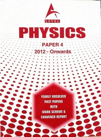 Physics Paper 4 A/L [June-2020]