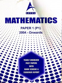 Mathematics Paper P1 A/L [June-2020]