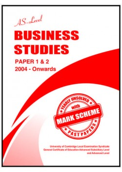 Business Studies Paper 1 - 2 June 2015