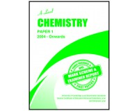 Chemistry Paper 1 A/L June 2017