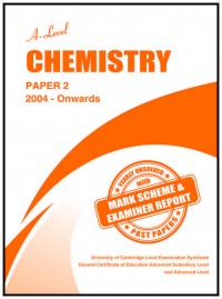 Chemistry Paper 2 A/L [June-2019]