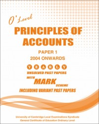 Principles of Account Paper 1 O/L [Nov-2017]