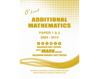 Additional Maths Paper 1 & 2  O/L [June-2017]