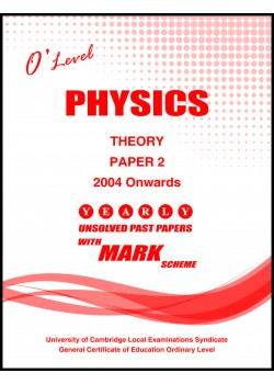 Physics Paper 2 O/L [Nov-2017]