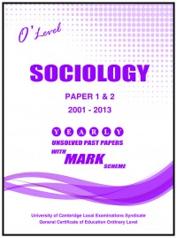 Sociology Paper 1 - 2 O/L [Nov-2017]