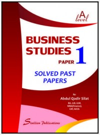 GCE A Level Business Studies – P1 Solved