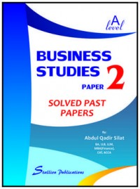 GCE A Level Business Studies – P2 Solved