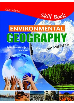 GCE O Level Environmental Geography for Pakistan Skill Book (New)