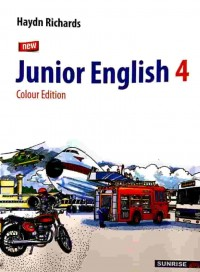 JUNIOR ENGLISH 4 (COL EDT)