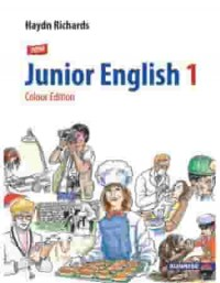 JUNIOR ENGLISH 1 (COL EDT)