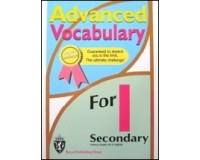 GCE O/L Advanced Vocabulary for Secondary 1