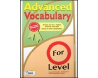 GCE Advanced Vocabulary for O Levels.
